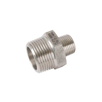 Nipple -for Grundfos Beer pump, 25x15, ext. thread