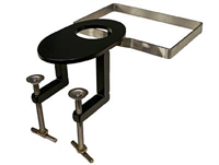 Clamp-on-bracket -Driptray